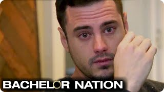 Ben Admits He's Still Not Over Lauren B | Bachelor Winter Games
