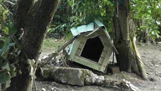 Последствия селей в Лазаревском районе Сочи