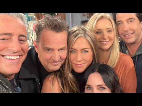 """Friends: The Reunion"" Digital Red Carpet"