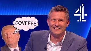 What Does Donald Trump's COVFEFE Tweet Mean? | The Last Leg