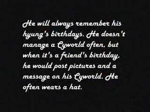 Something about Donghae you must know!