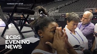 "Simone Biles: USA Gymnastics ""failed"" its athletes"