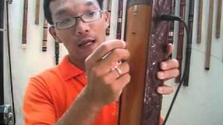 Giới thiệu Đàn Bầu - Viet Nam Monochord