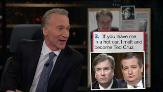 25 Things You Don't Know About Brett Kavanaugh | Real Time with Bill Maher (HBO)