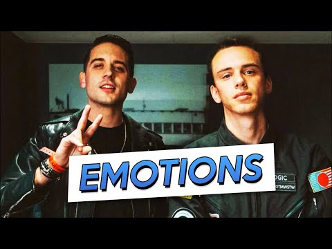 Emotions | G-Eazy, Logic & Chance The Rapper Type Music Mix