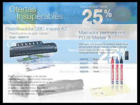 Makropaper | Llegaron las Ofertas de la Semana! - Precios Insuperables! Ahorre hasta 11€