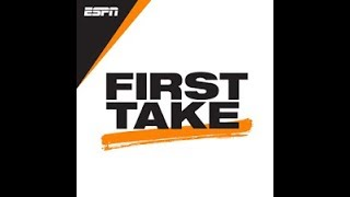Live: First Take Today 9/22/2017 - ESPN First Take September 22, 2017 HD