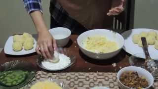 How To Make : Arancini Made in Indonesia
