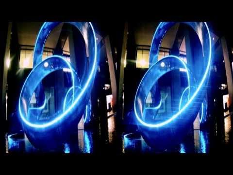 Vivid Sydney in 3D - High Definition 3D Movie of Vivid Sydney festival 2011