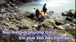 Lấy chồng ngoại  karaoke-Vĩnh Thuyên Kim   HD