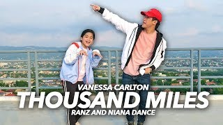 A Thousand Miles Siblings Dance | Ranz and Niana