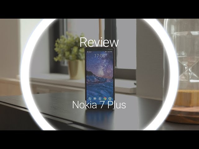 Belsimpel-productvideo voor de Nokia 7 Plus Single Sim Black