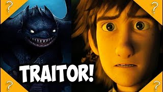 How Hiccup REALLY lost his LEG