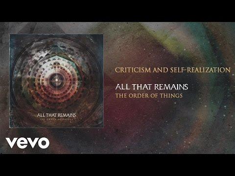 Criticism And Self Realization