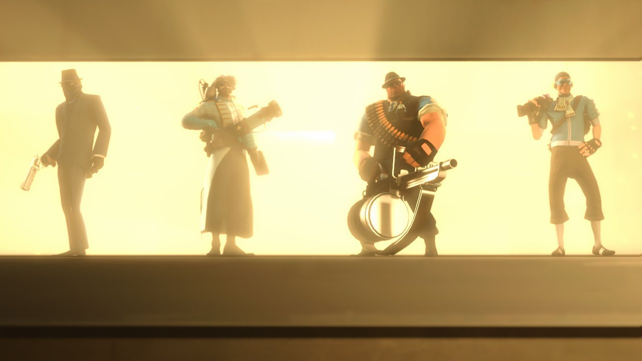 3ie meet the team fortress