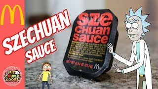 How to Make MCDONALD'S SZECHUAN SAUCE