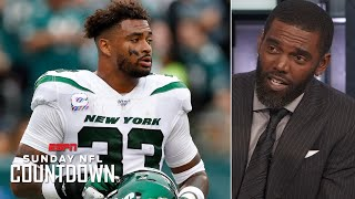 Jamal Adams needs to understand the business of the NFL - Randy Moss | NFL Countdown