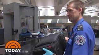 TSA, FAA And FDA Hit Hard As Government Shutdown Continues | TODAY