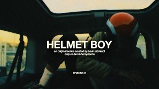 HELMET BOY EP.01 (WAKES UP IN JABARI'S HONDA)