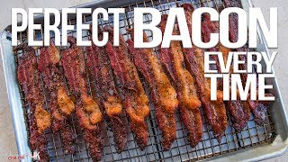 The Best Way to Cook Perfect Bacon | SAM THE COOKING GUY 4K