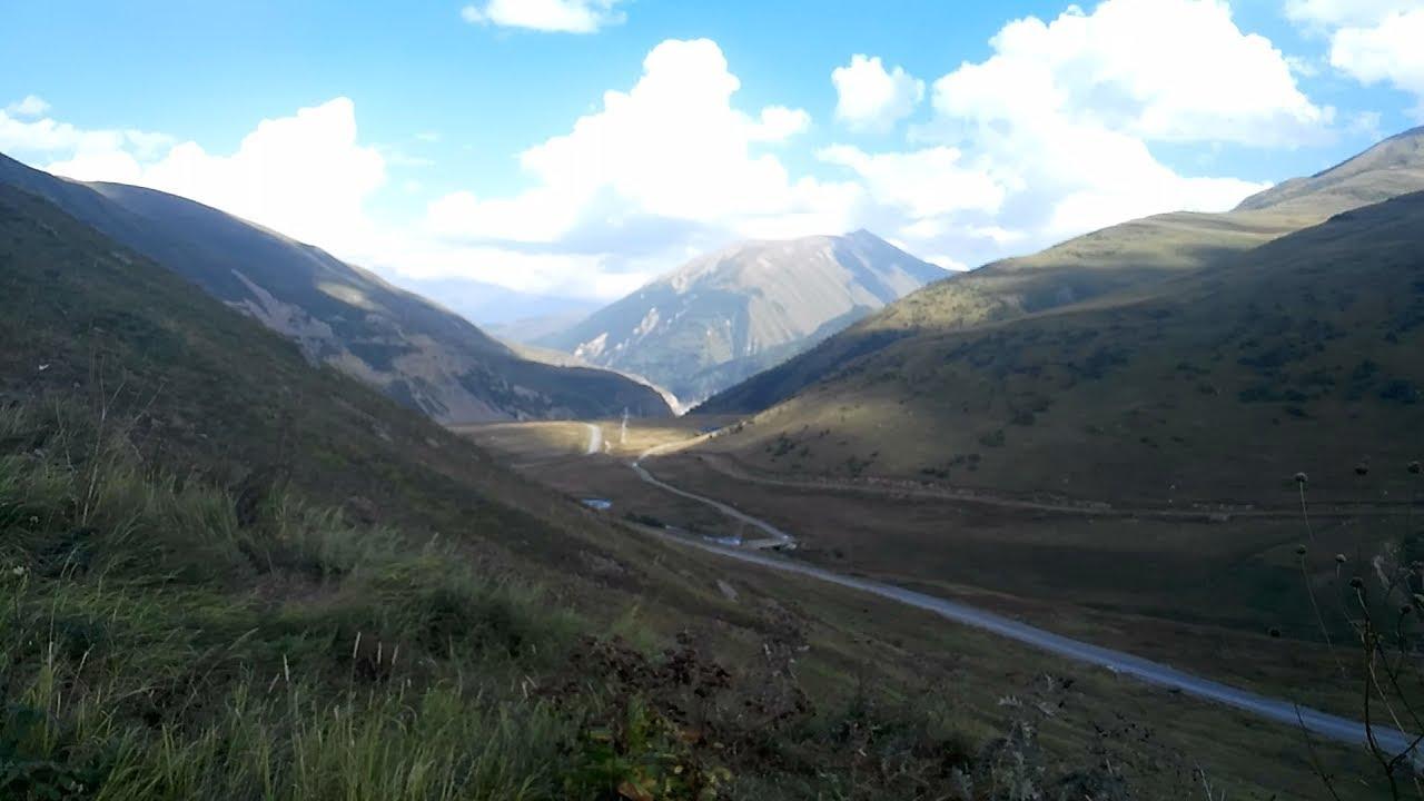 Мамисонский перевал — забытая дорога в Грузию