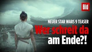 Star Wars Episode IX | The Rise Of Skywalker | Teaser | Eng