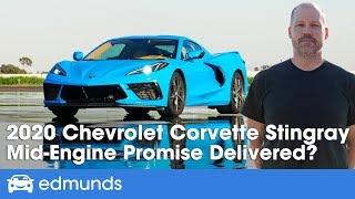 2020 Corvette Stingray Review ― Test Drive of the New Corvette C8