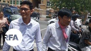 RFA Reporters Stand Trial in Cambodia | Radio Free Asia (RFA)