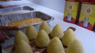 How to make Sicilian Arancini (English Version)