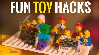 Fun Toy Hacks To Try At Home
