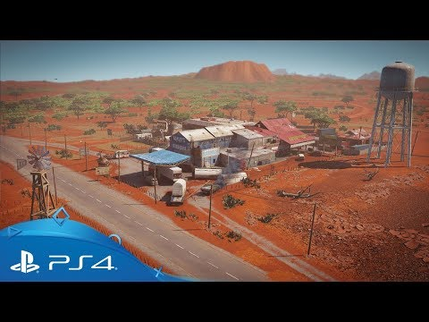 Operation Burnt Horizon Map Trailer