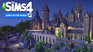 HARRY POTTER WORLD IN THE SIMS 🧙🏻♂️