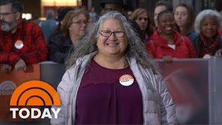 'I'm Beautiful': Mother Has Tears Of Joy Seeing Her Ambush Makeover | TODAY