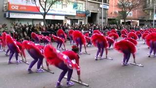 La Kochera, desfile de 2016