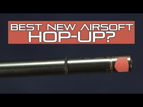 "What is the ""S-Hop"" Airsoft Hop-Up? Testing The S-Hop 