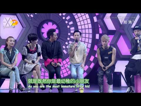 [ENG/FULL/HD] 130706 EXO Happy Camp English subtitles 快乐大本营 英字特效 (EXO-M Global & EXOCN)