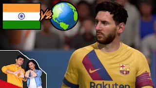 Indians vs Foreigners in FIFA 20 | SlayyPop