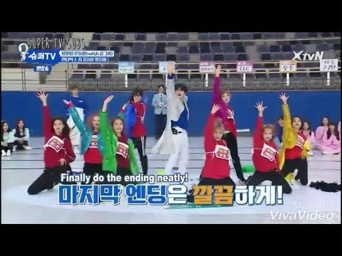 (Super TV) Eunhyuk x Weki Meki Performance.. The epic ones!