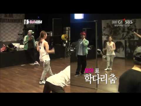 BoA genie dance - BoA 4354