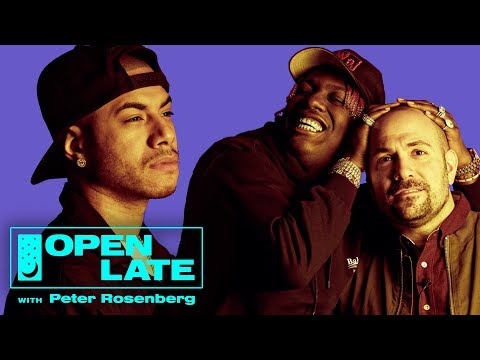 Lil Yachty, araabMUZIK & What Do We Do With Kanye? | Open Late with Peter Rosenberg