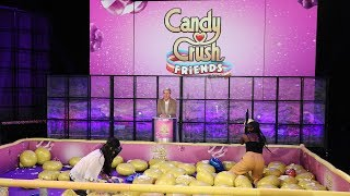 Friends Smash Ellen's Brand New Game!