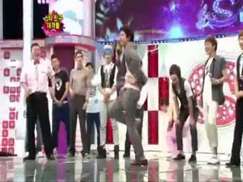 Heechul & Leeteuk  SHOES DANCE REMIX !!