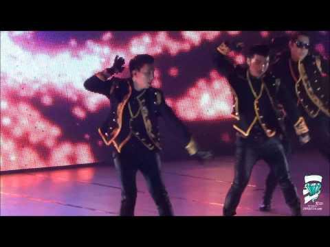 150530 Kasper「Rising Sun」@ TVXQ T1ST0RY Concert in Bangkok