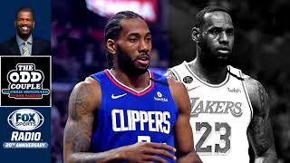 Rob Parker - Kawhi Leonard Can Surpass LeBron as Face of the NBA With Championship Win