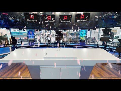 Matterport Digitizes the Nasdaq MarketSite