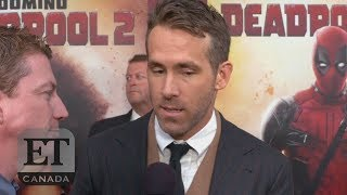 'Deadpool 2' NYC Premiere With Ryan Reynolds And Terry Crews