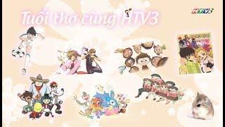 Những Tựa Phim Hoạt Hình Từng Được Chiếu Trên HTV3 ♥   Tuổi Thơ Cùng HTV3 ‹‹ PHẦN 3 ››
