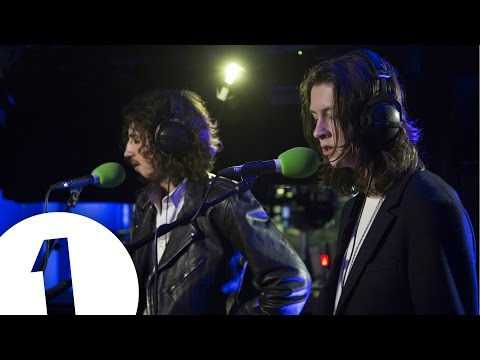 Blossoms - The Winner Takes It All (Abba cover) - Radio 1's Piano Sessions