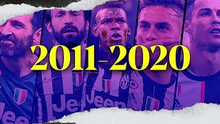 Juve 9 Scudetti In A Row • Best Moments/Goals • 2011-2020