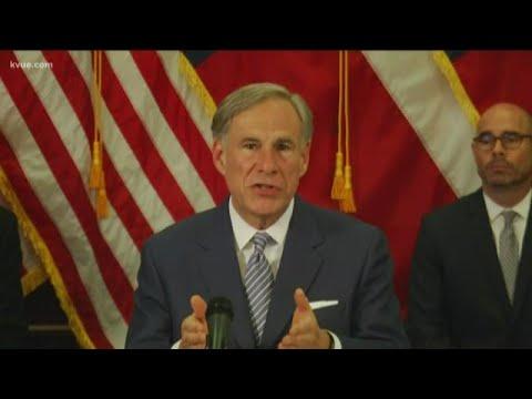 Will Gov. Abbott extend stay home order in Texas? | KVUE